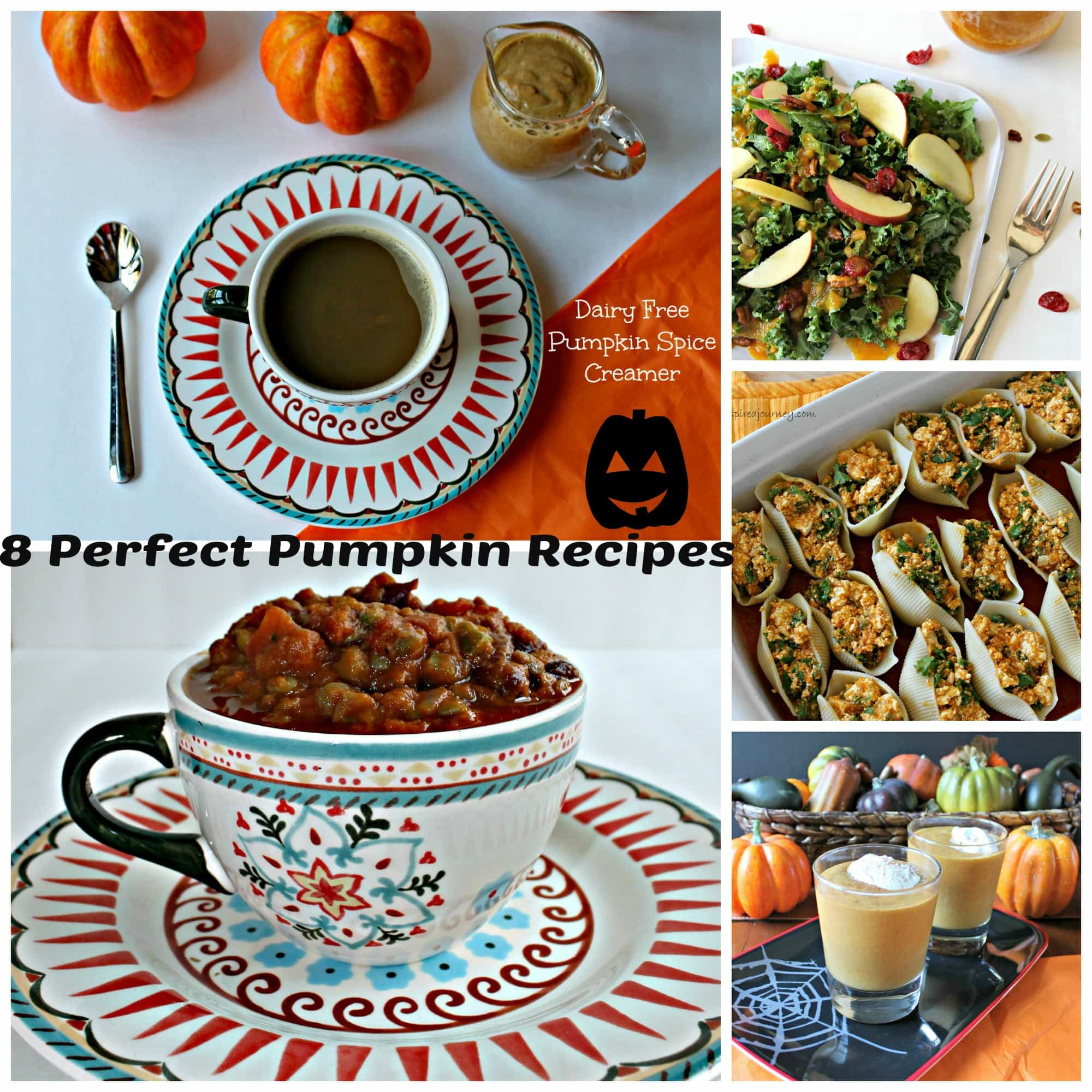 8 Perfect Pumpkin Recipes to Please your Palate