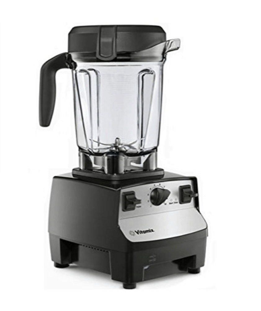 Plant Based Kitchen Essentials List: Vitamix High Speed Blender