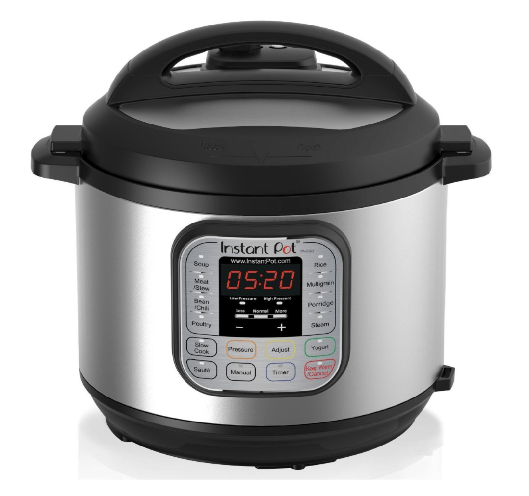Plant Based Kitchen Essentials List: Instant Pot