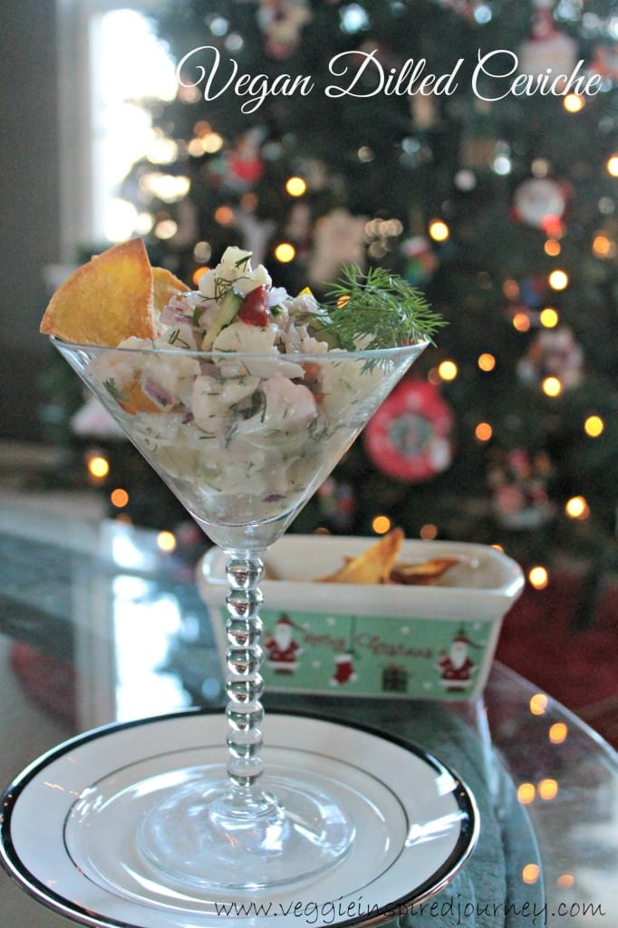 Vegan Dilled Ceviche 6