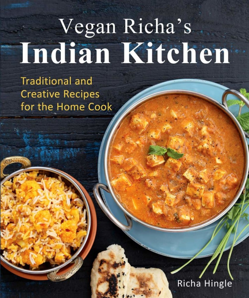 Vegan Richa's Indian Kitchen Review & Giveaway