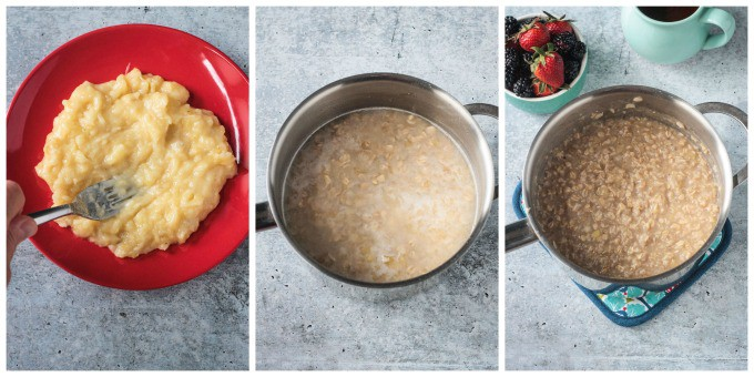 Step by step photos of how to make this recipe