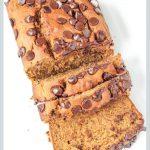 PB Banana Bread image for Pinterest