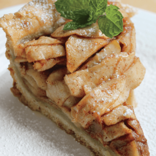 American Apple Pie; Nom Yourself: Simple Vegan Cooking Cookbook Review; and a Giveaway!