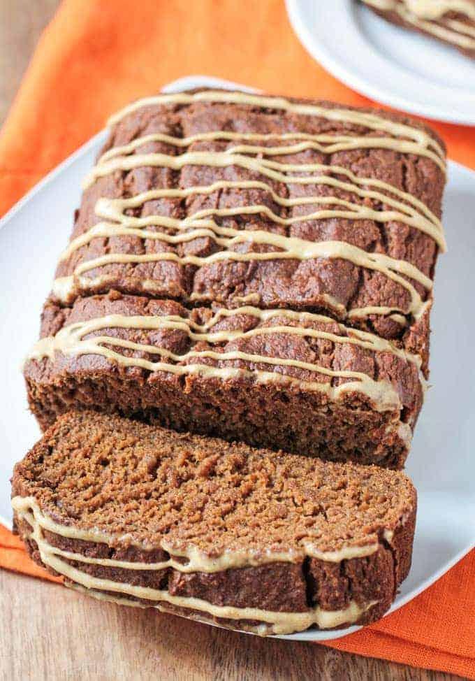 Cinnamon Squash Bread w/ Cinnamon Squash Icing