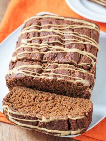 Cinnamon Squash Bread