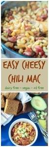 Easy Cheesy Chili Mac