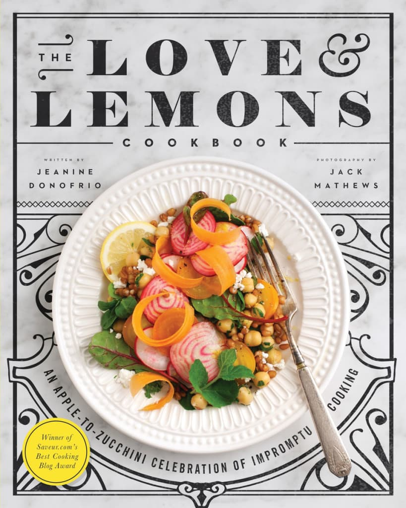 Love & Lemons Cookbook cover