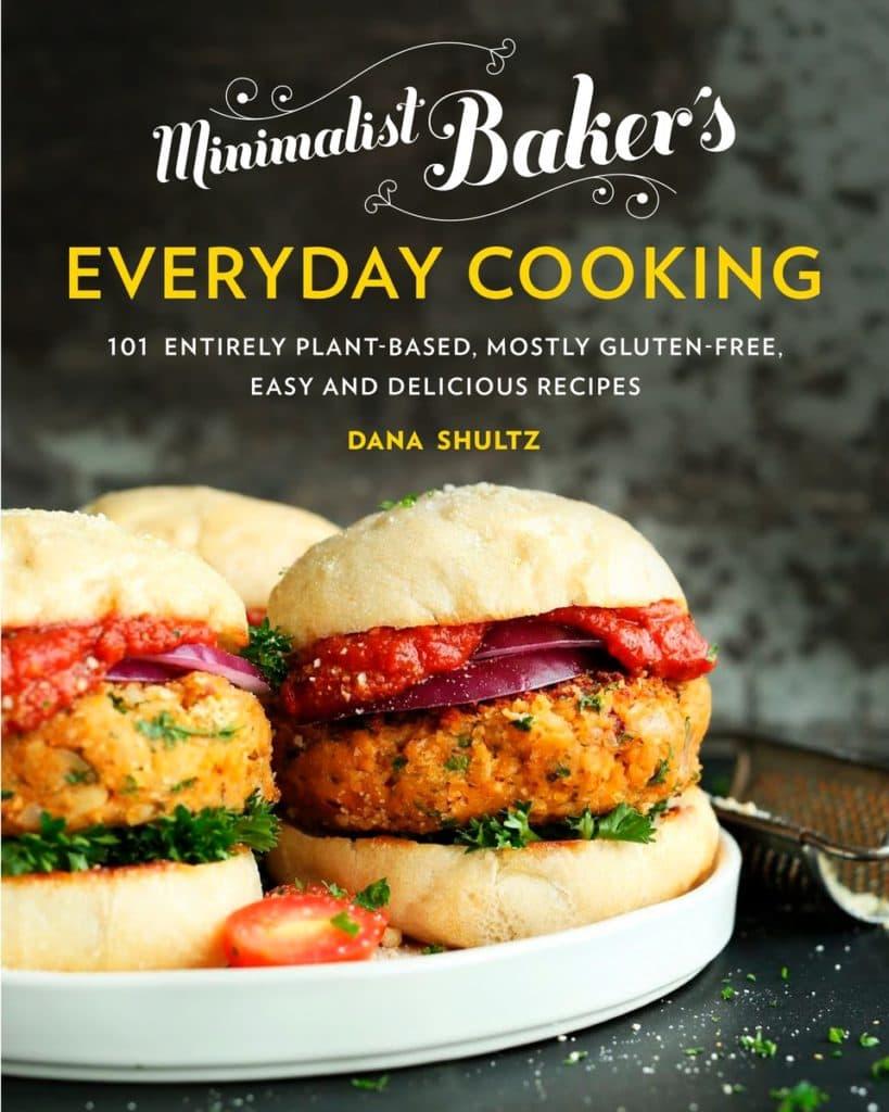 Minimalist Baker Cookbook Cover