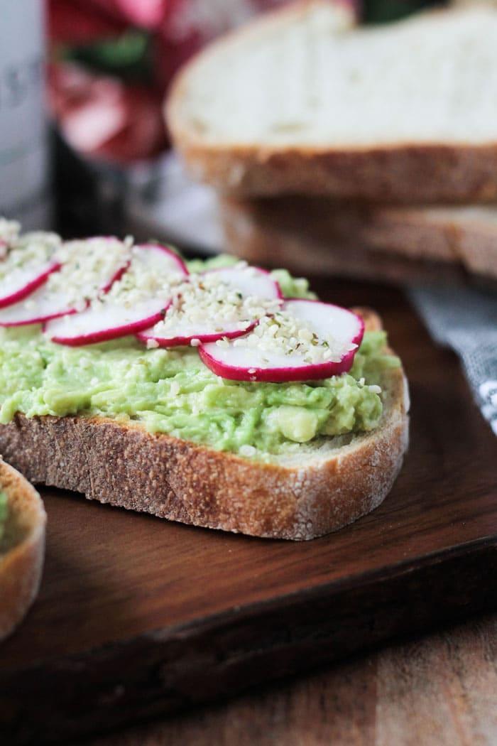 My Favorite Avocado Toast