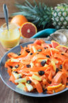 Carrot Pineapple Salad