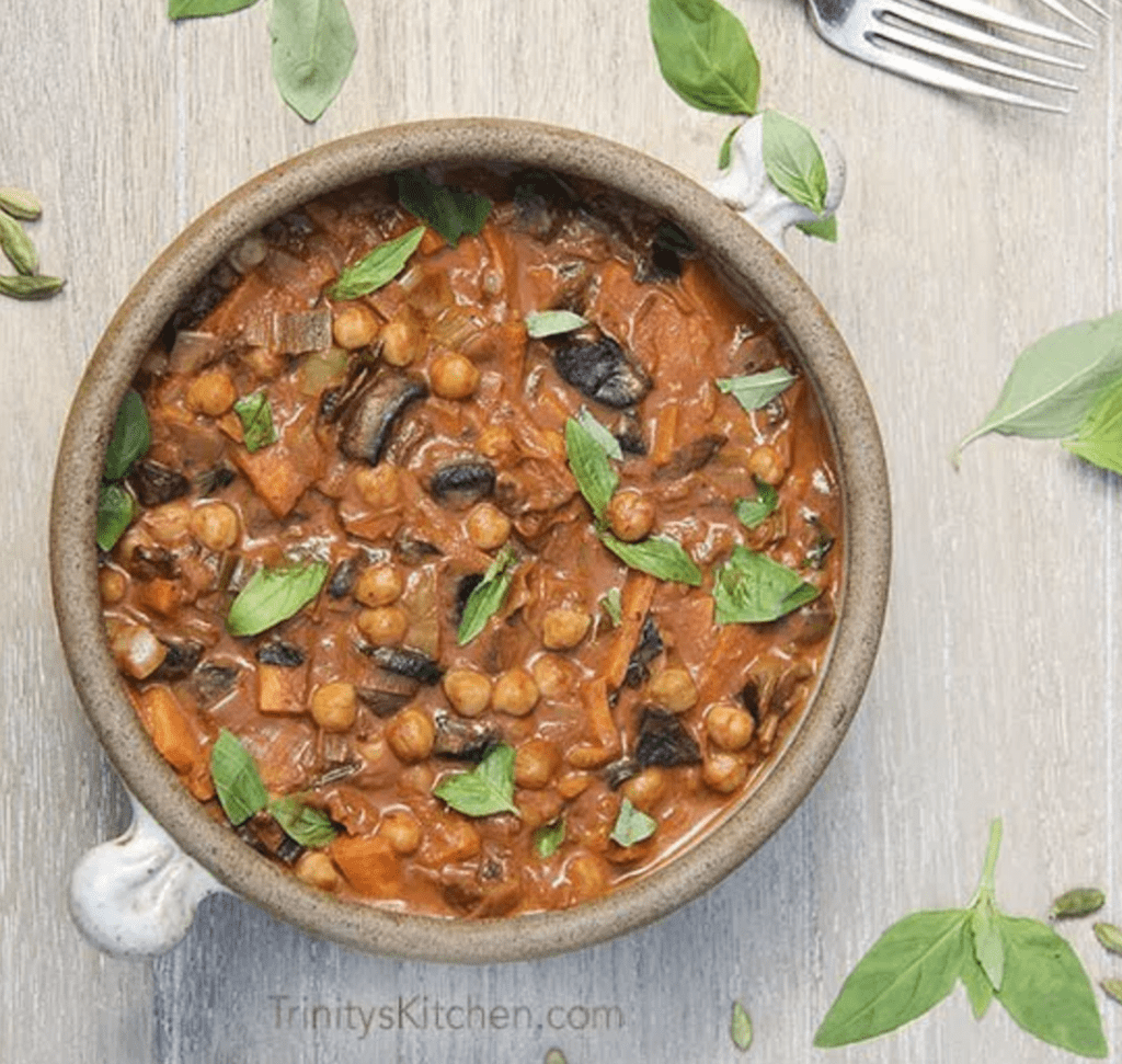 Vegan Chickpea Recipes - Chickpea Curry
