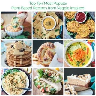Most Popular Plant Based Recipes of 2017