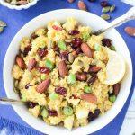 Bowl of Curry Quinoa Salad