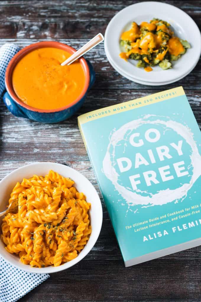 Vegan Cheese Sauce Go Dairy Free Veggie Inspired