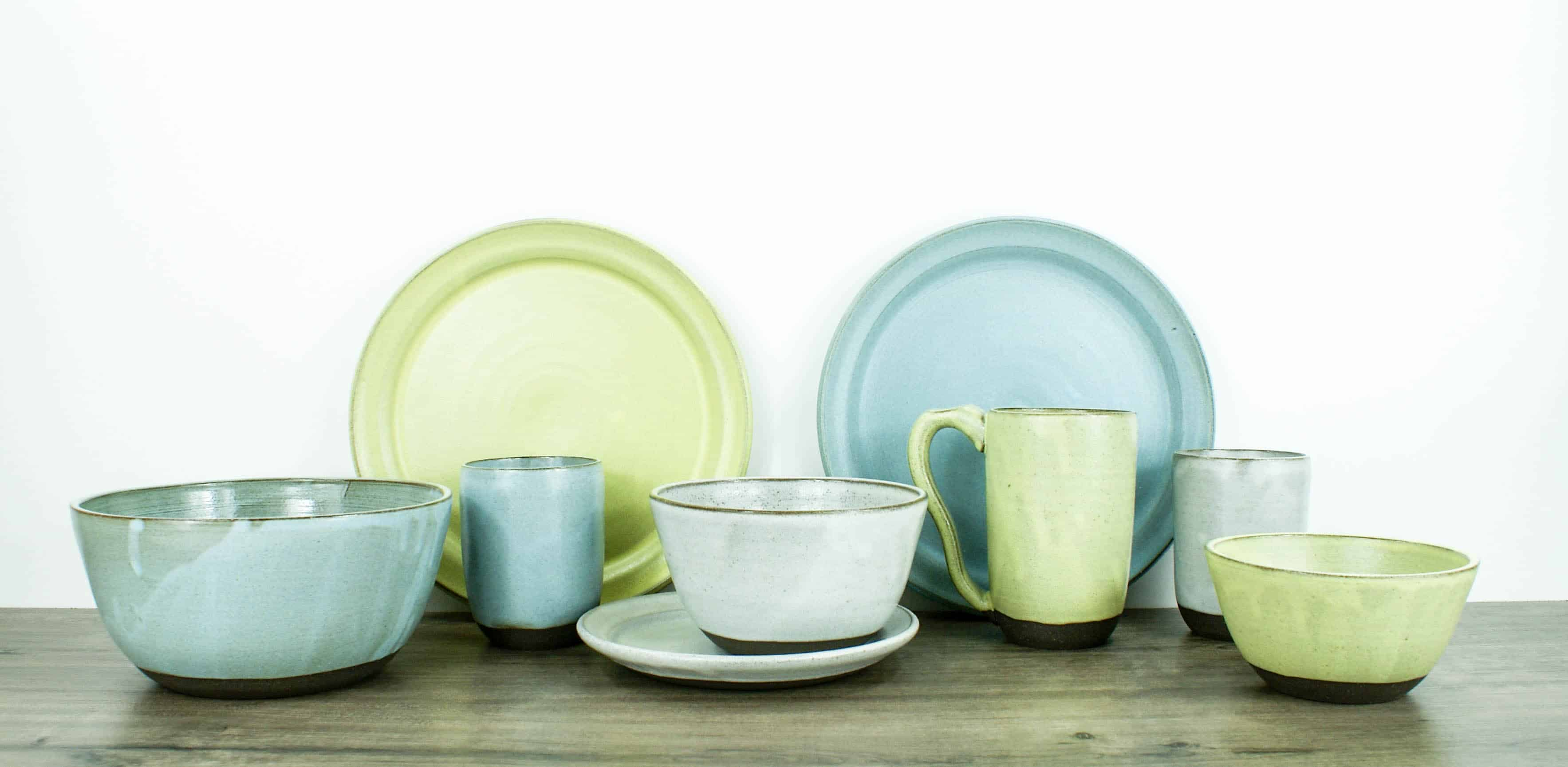 Funky Farmhouse Collection from Off Your Rocker Pottery