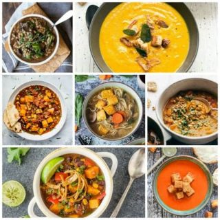 Vegan Soup Recipes To Warm You Up This Winter
