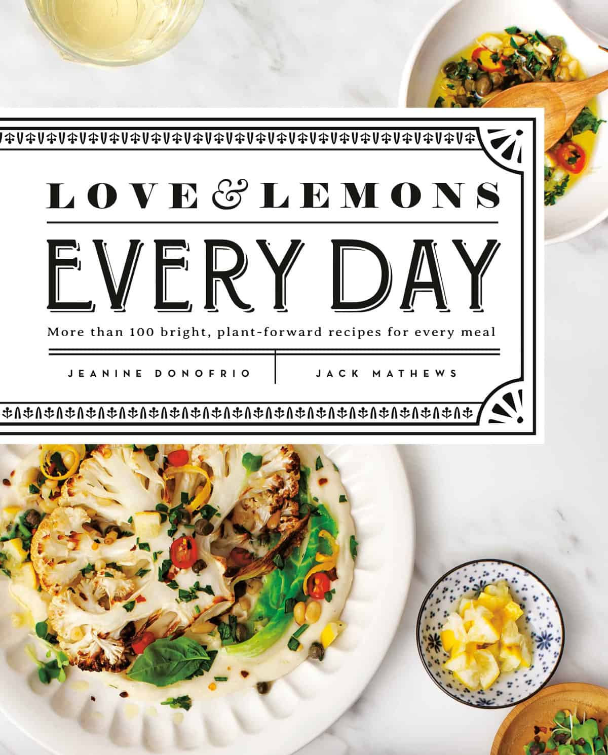 Love & Lemons Every Day cookbook cover.