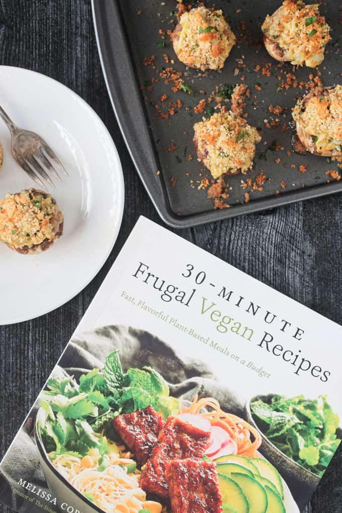 30 Minute Frugal Vegan Recipes Cookbook