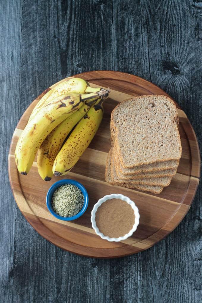 breakfast toast ingredients