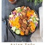 Asian Salad Image for pinterest
