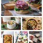 recipe image collage for Pinterest