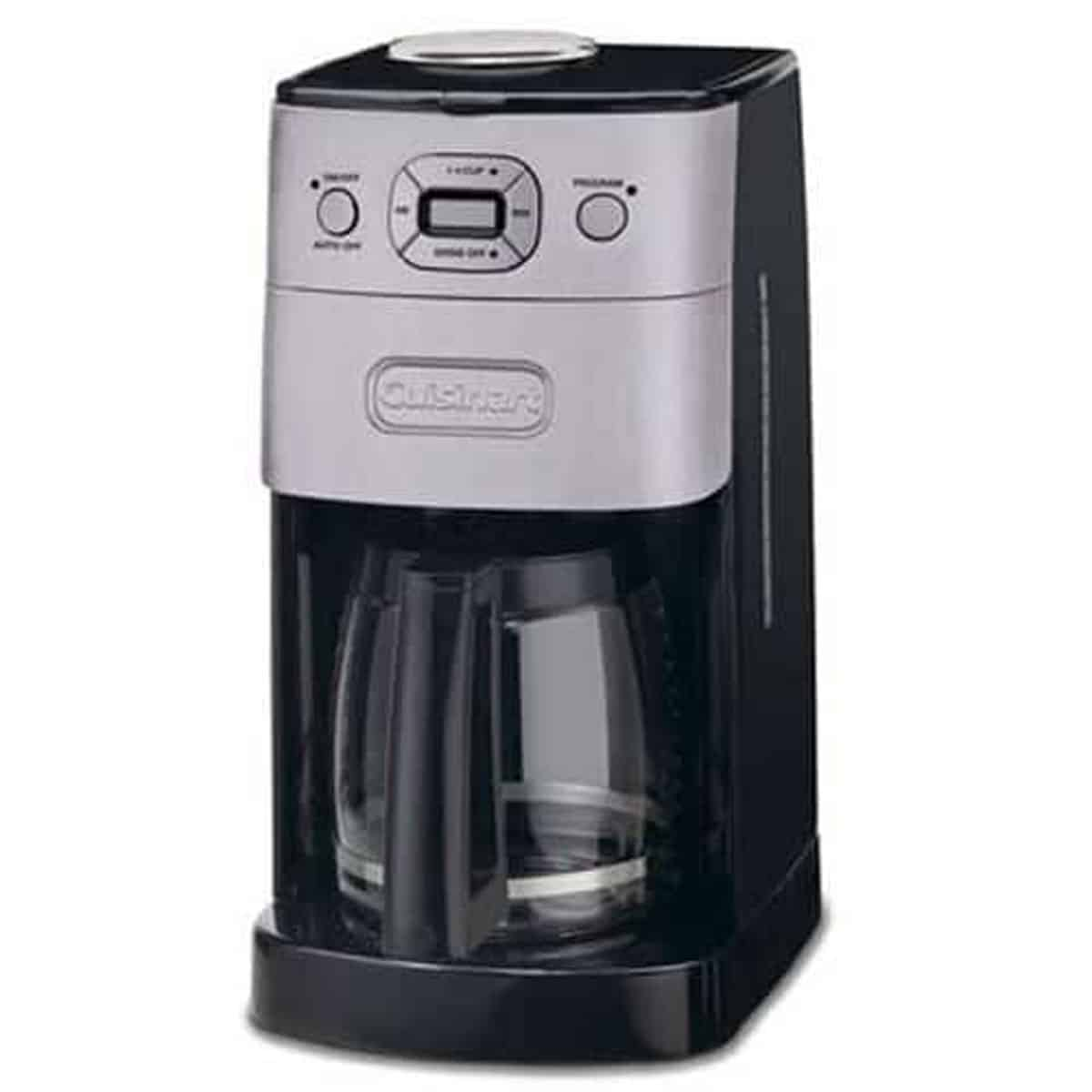 Cusinart 12-cup coffee pot.