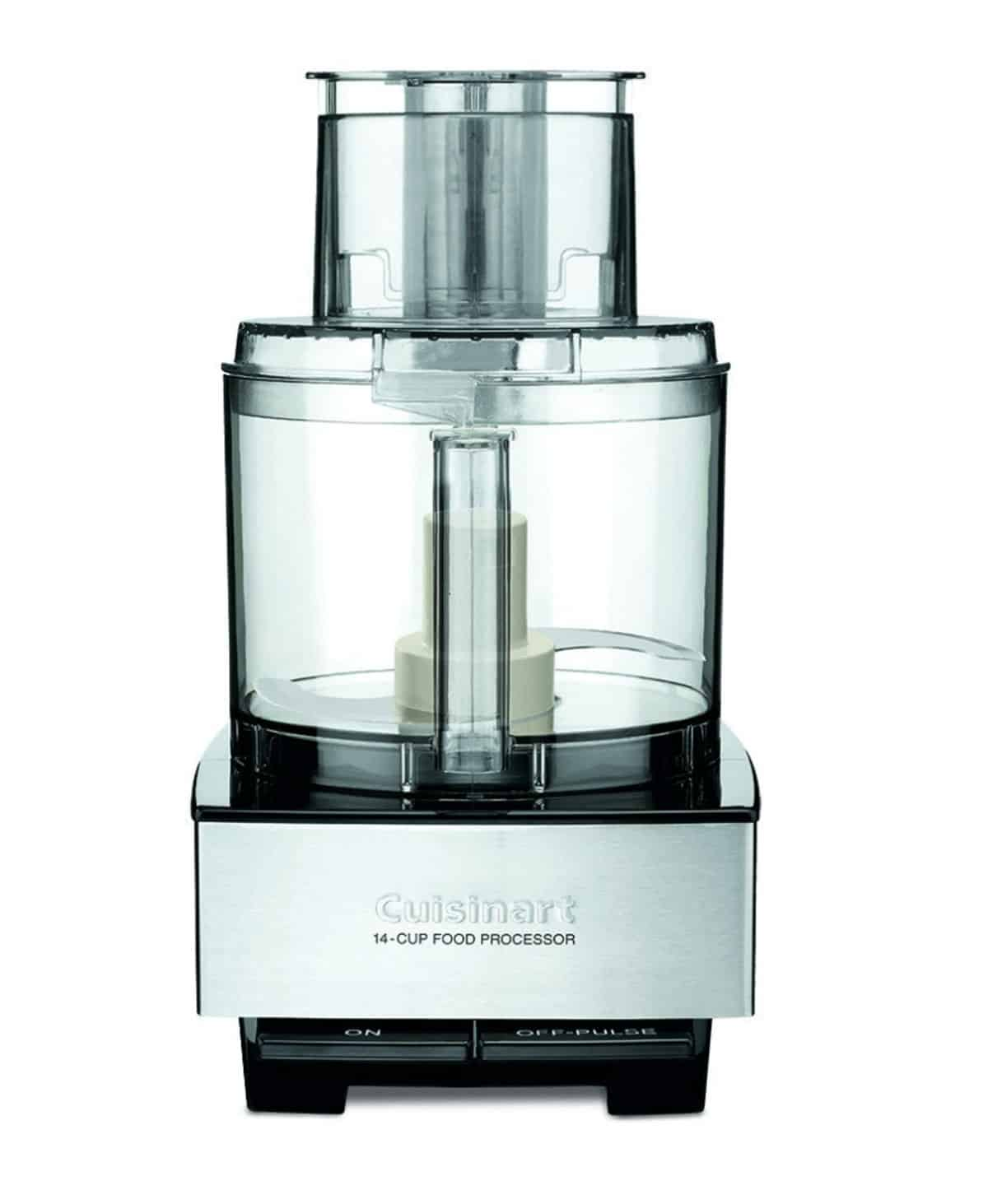 Cuisinart Food Processor.