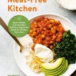 The Meat-Free Kitchen Cookbook COver
